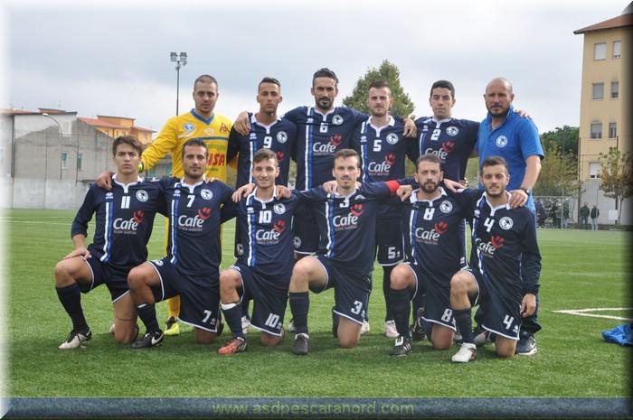 5a di andata:  Pescara Nord-Elicese 1-0 (Rancitelli)