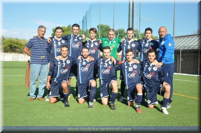 4a di andata: Fater-Pescara Nord 1-2 (Gesuiti)