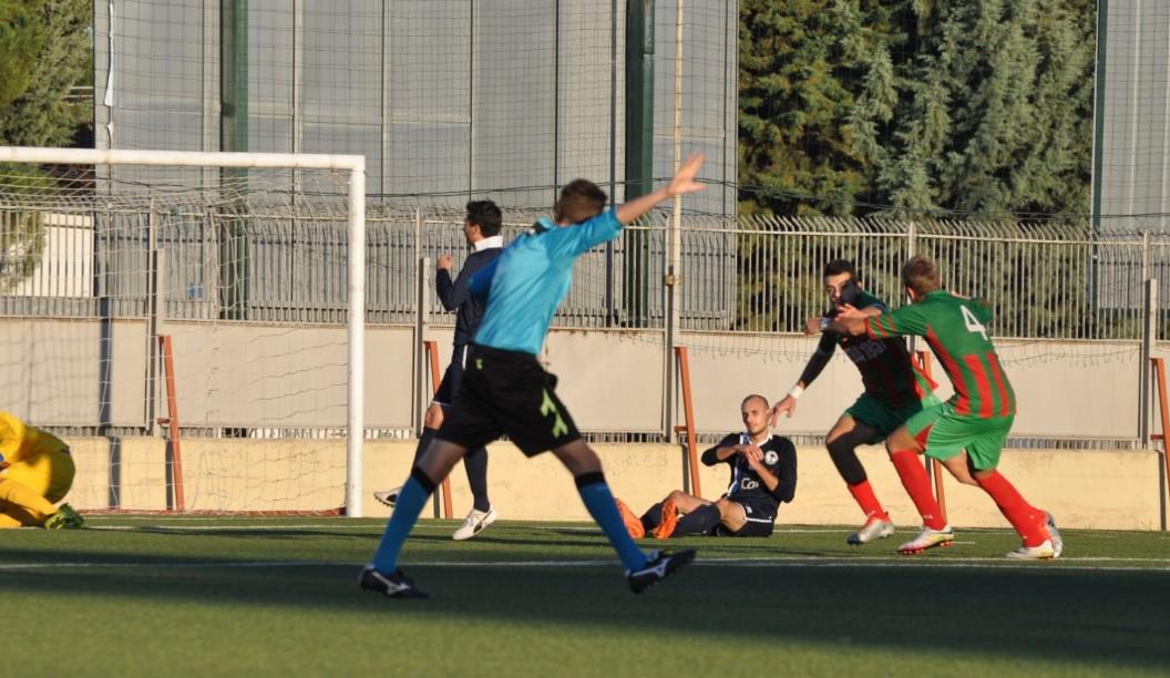 Gol Hatria: 40'st Di Giacinto