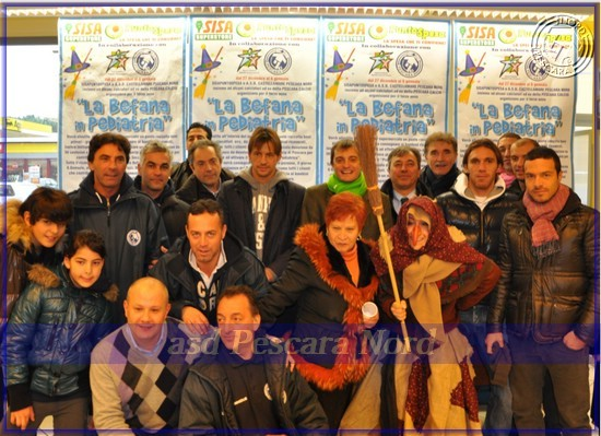 Befana in Pediatria 2011