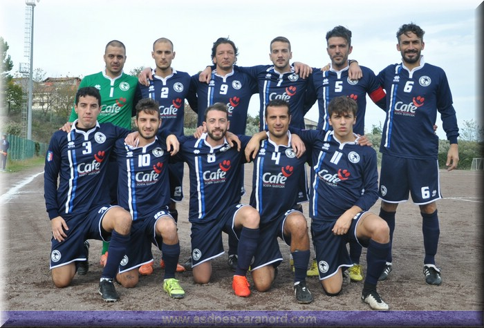 8a di andata: Moscufo-Pescara Nord 1-1 (Moscufo)