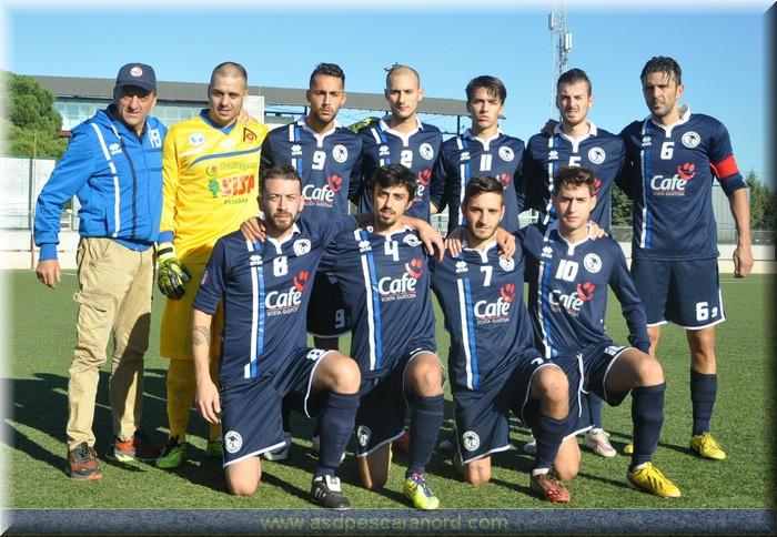 7a di andata: Pescara Nord-Hatria 1-1 (Antistadio)