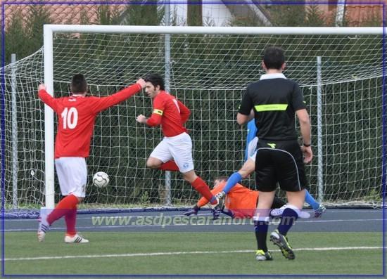 Gol 1-0