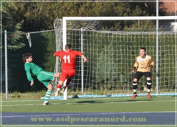 Azione gol 1-0 (10'pt Supplizi)