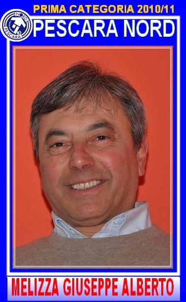 Giuseppe Alberto Melizza (Presidente)
