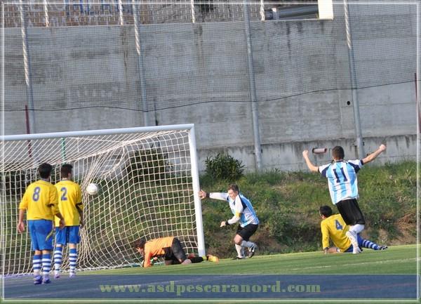 Gol 1-0. 22'pt Alessandro Lippo