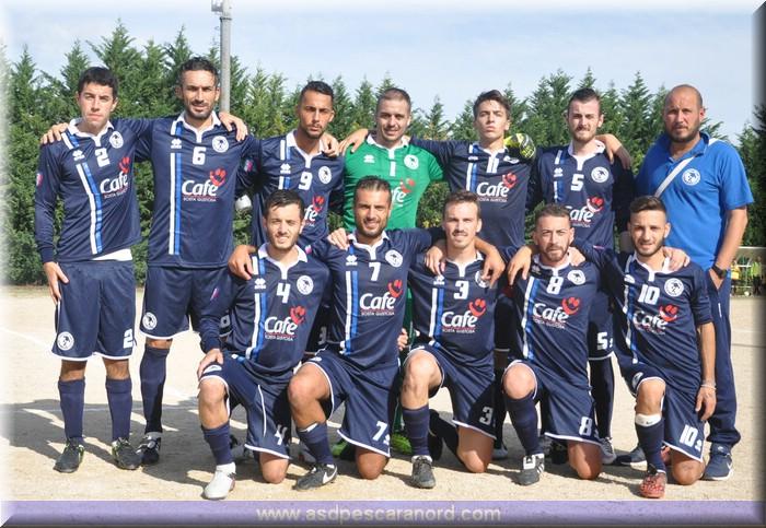 3a di andata: Torrevecchia-Pescara Nord 1-4 (Torrevecchia)