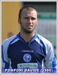 Davide Pomponi (1986) - centrocampista
