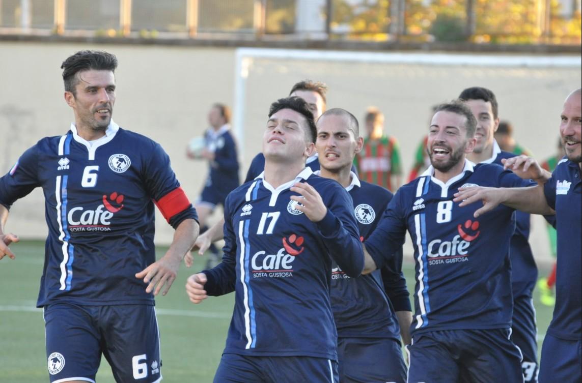 Gol Pescara Nord: 49'st Simone Antognozzi