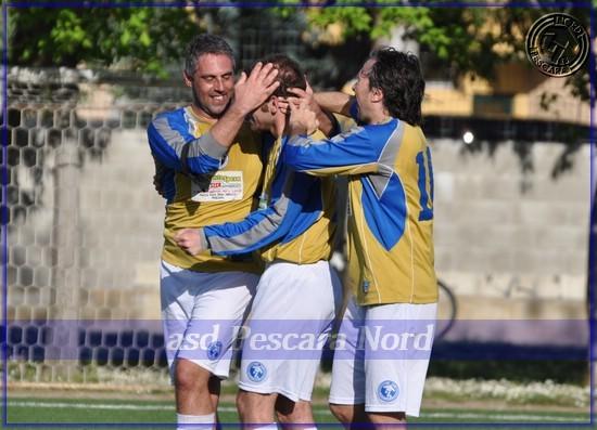 Esultanza Davide Delpidio (Stagione 2010/11)