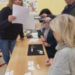 Lehrer üben sich in Teamarbeit