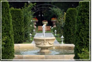 Schlossgarten von Jemniste