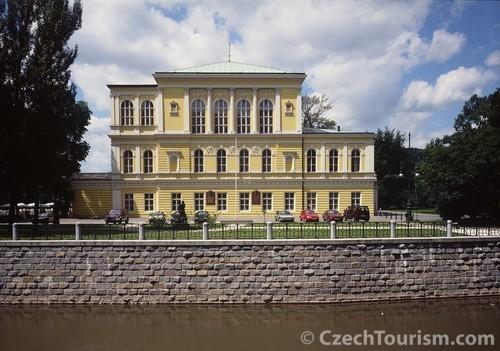 Prag - Žofín