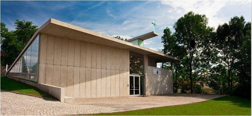 Die Kirche der Brüdergemeinde in Litomysl, cz