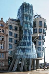 Prag - tänzelndes Haus