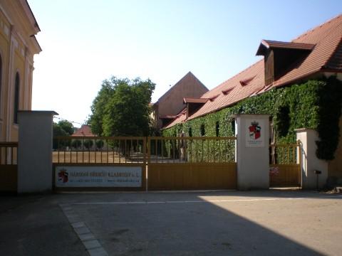 Nationalgestüt Kladruby nad Labem