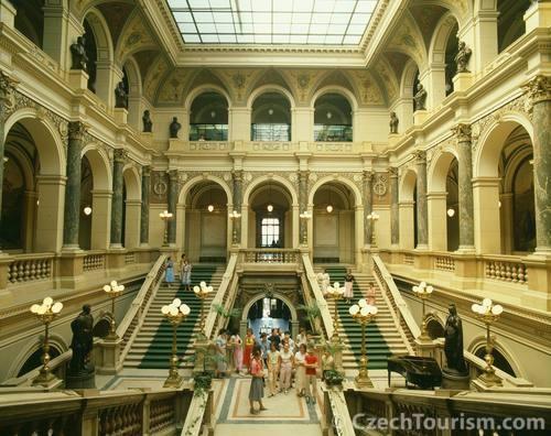 National Museum in Prag