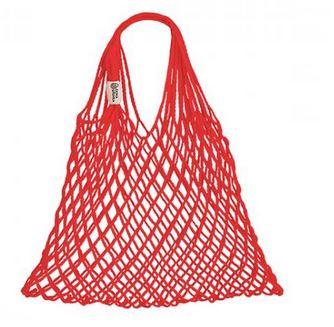 Tasche gehäkelt aus Tschechien, rot