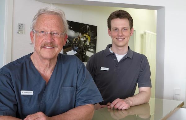 Dr. Jens Riegelmann und Dr. Jörn Riegelmann