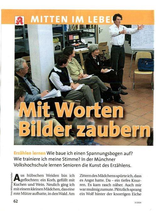 Apotheken Rundschau - März 2004