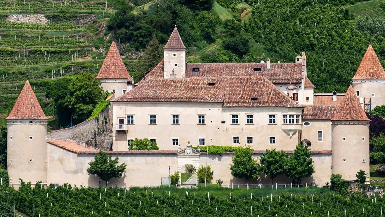 Schloss Goldrain Vinschgau