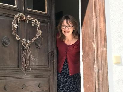 Anja Koch, Organisation der Reise