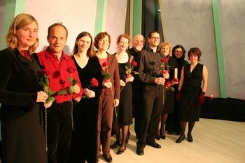 2007 - Weingarten am Chiemsee, Bühne der Waldorfschule Prien