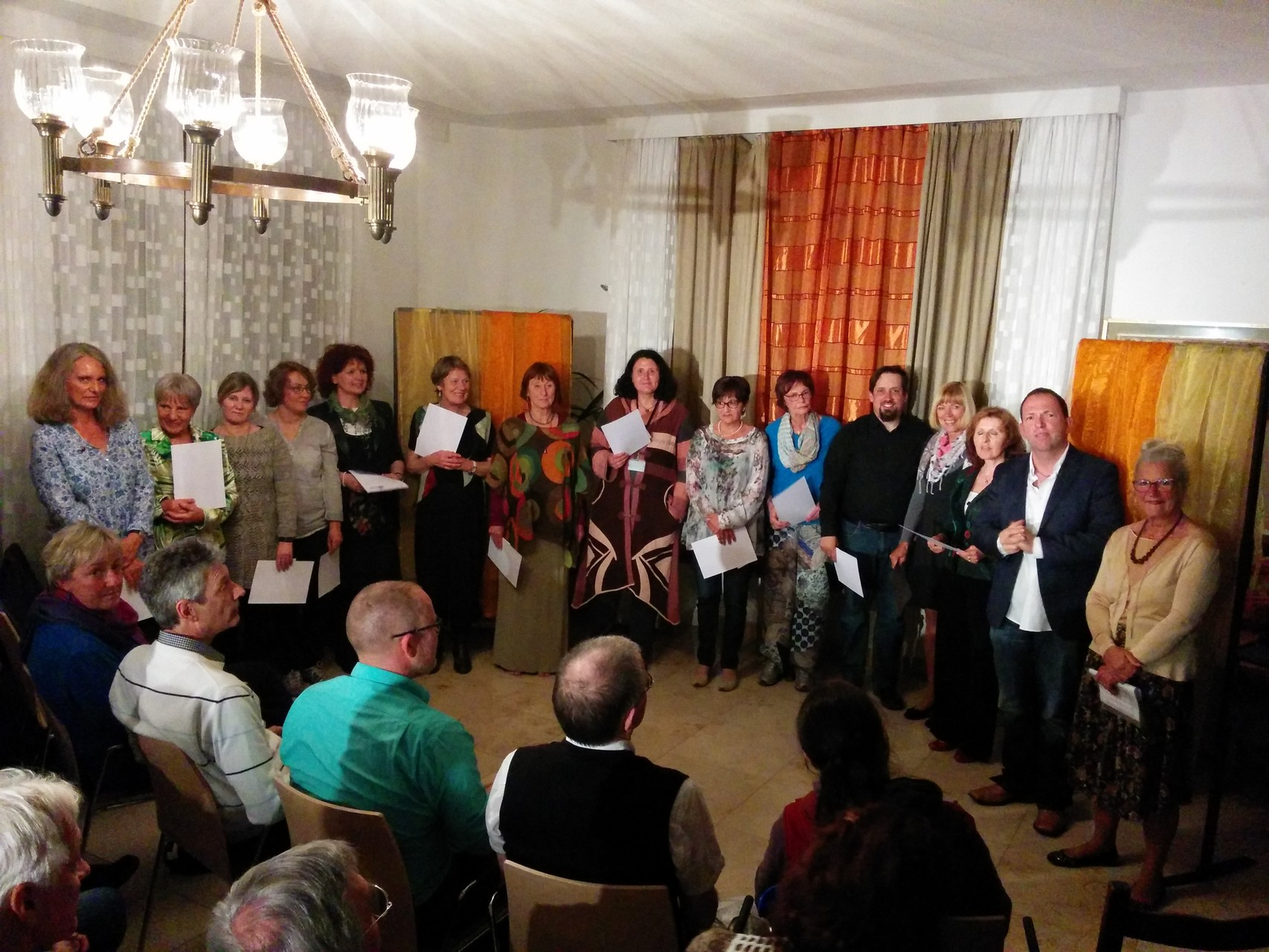 2014/2015 - Haus Buchenried am Starnberger See