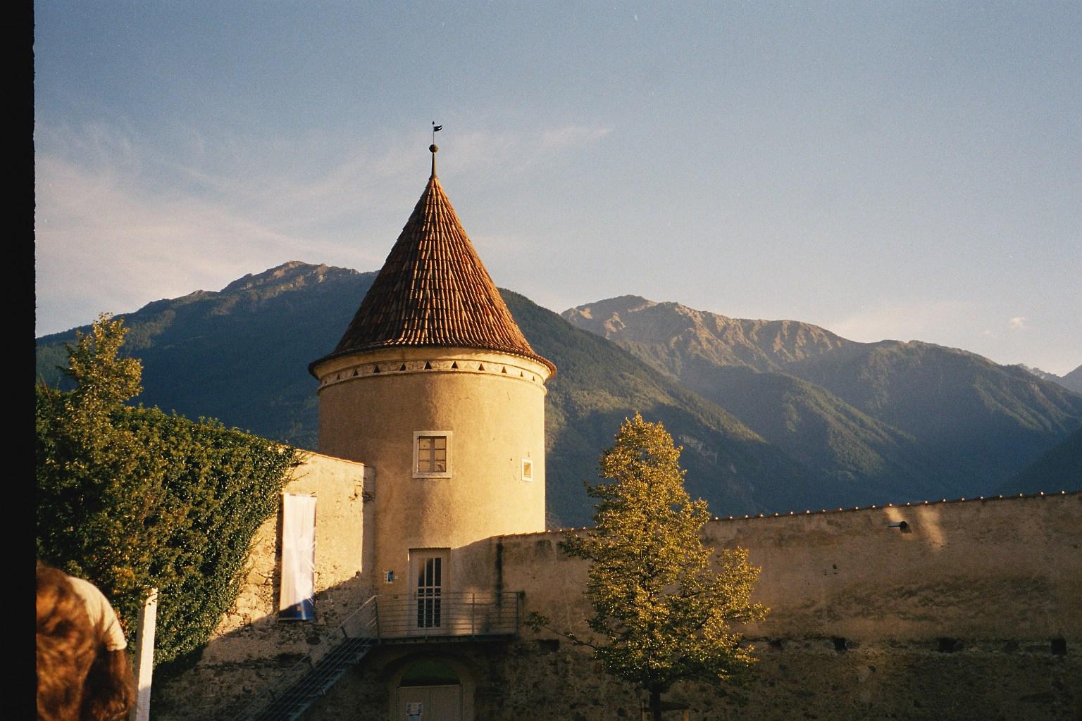 Ostturm des Schlosses