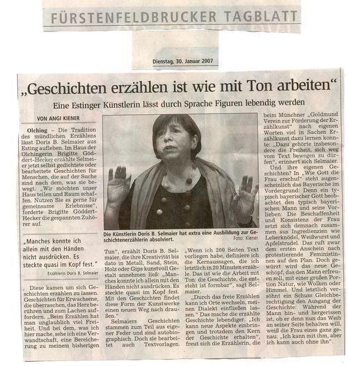 Fürstenfeldbrucker Tagblatt - 30.01.2007