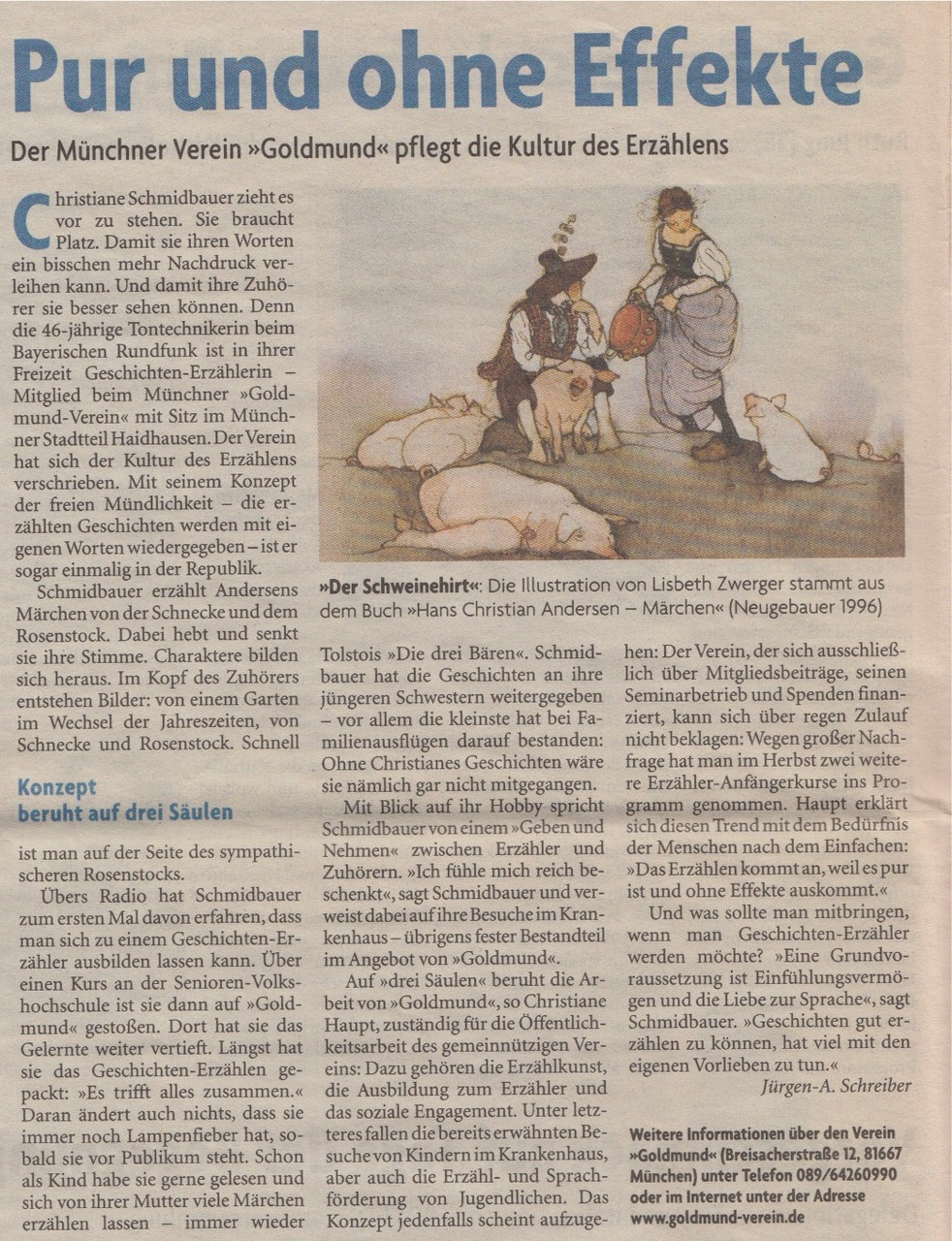 Münchener Kirchenzeitung - 03.04.2005