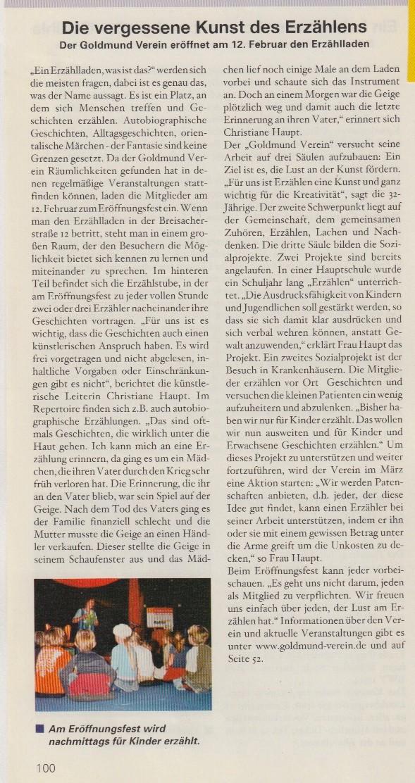 München Magazin - Februar 2005