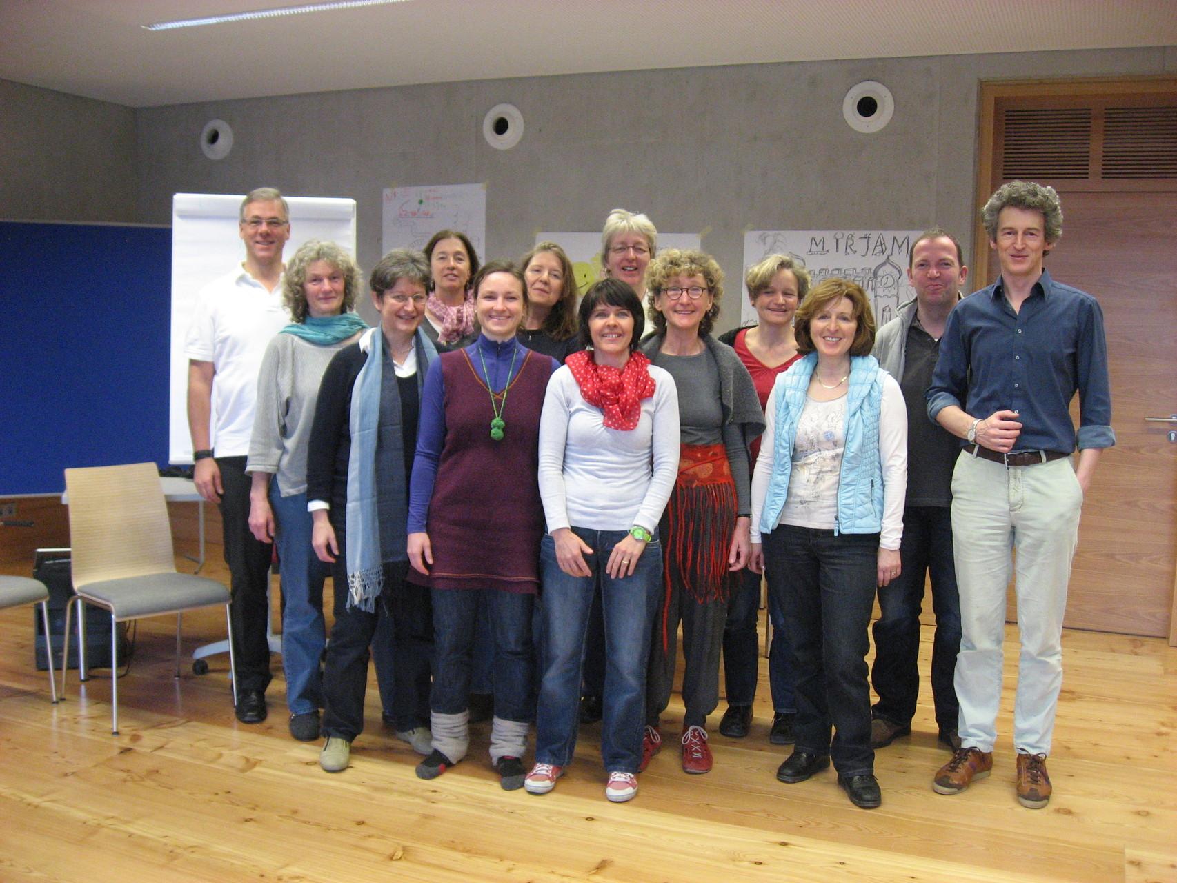2013 - im Haus Buchenried am Starnberger See