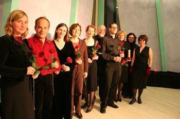 Erzählerinnen und Erzähler bei den künstlerischen Abschlussprüfungen der Goldmund Erzählakademie, Dr. Norbert Kober.