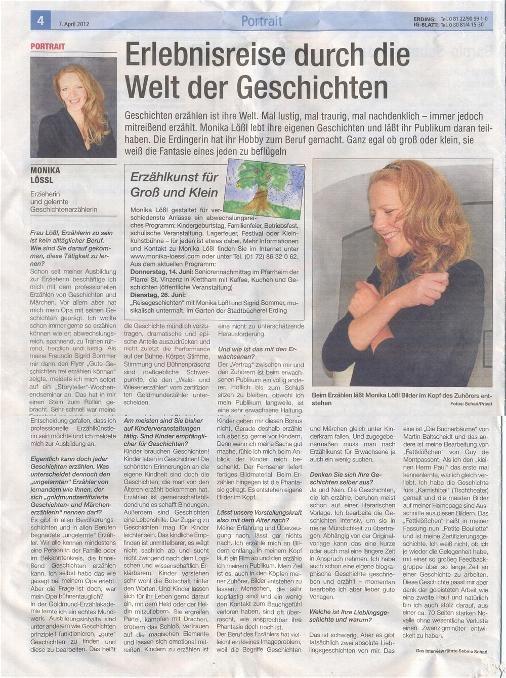 Magazin - 01.04.2012