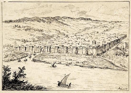 Бордо, 10 век