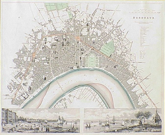 Бордо, 19 век