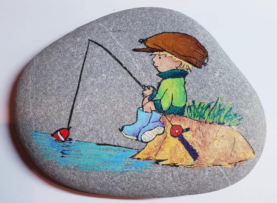 Etwas für Angler....