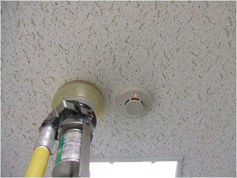 消防設備点検・感知器点検