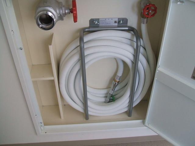 消防設備点検・屋内消火栓