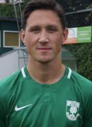 Torschütze und Vertreter von Trainer Dragan Lasic.