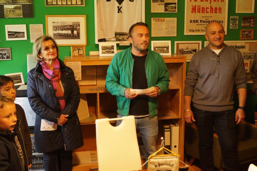 von links: Agnes Kotter, Matthias Berger, Ertan Cihan
