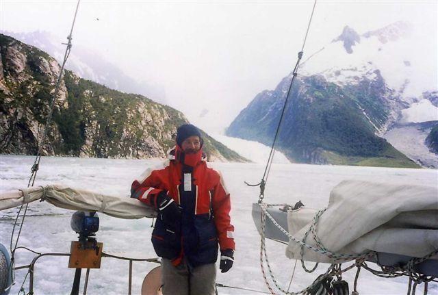 Glacier du Beagle