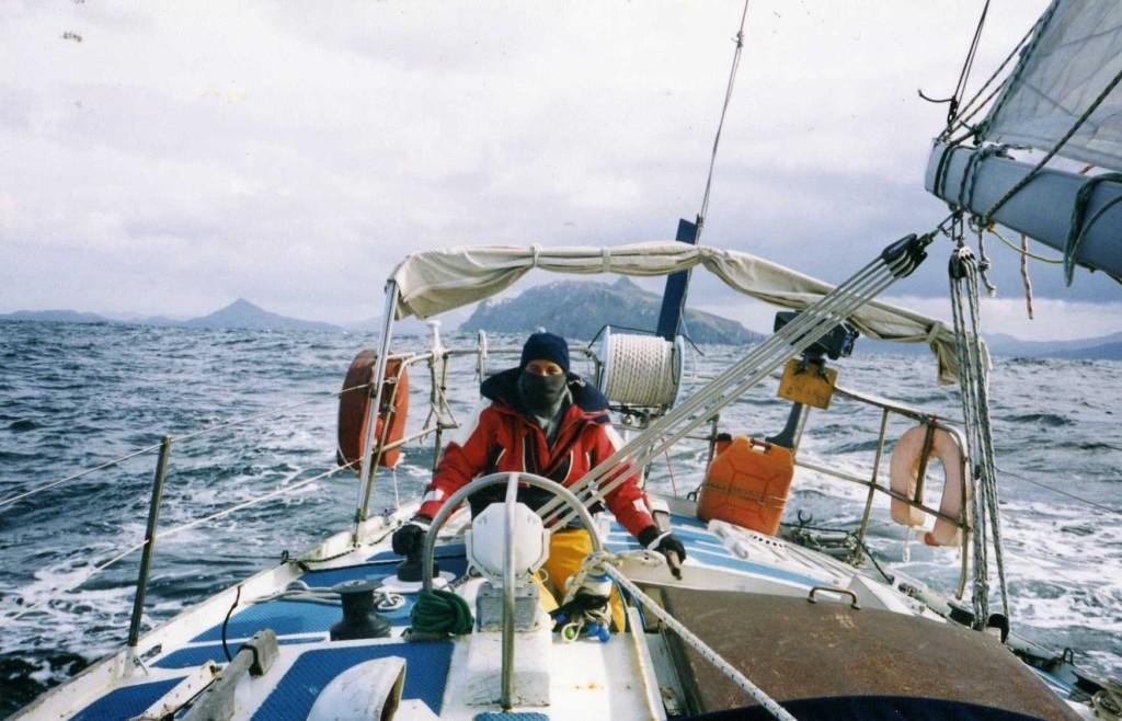 Skippage au Cap Horn