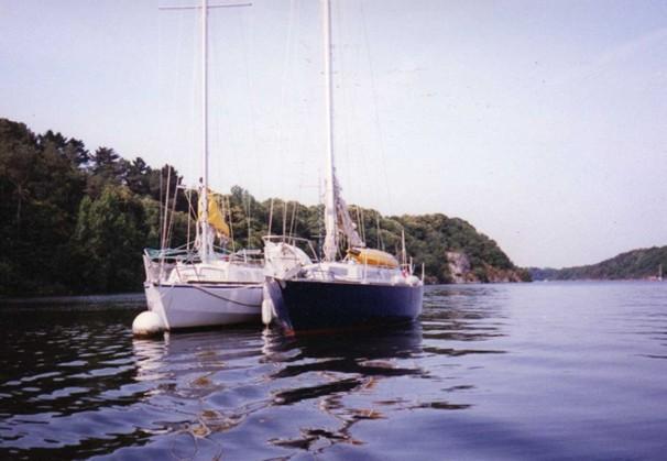 Eva mon bateau