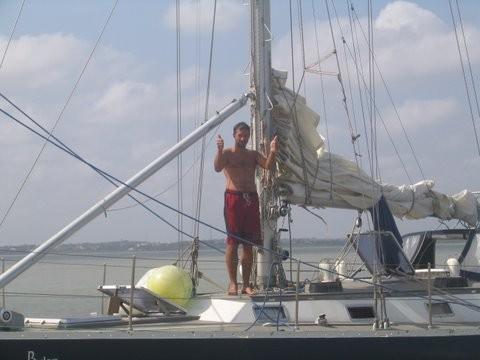 Skipper de Juan sa bulan