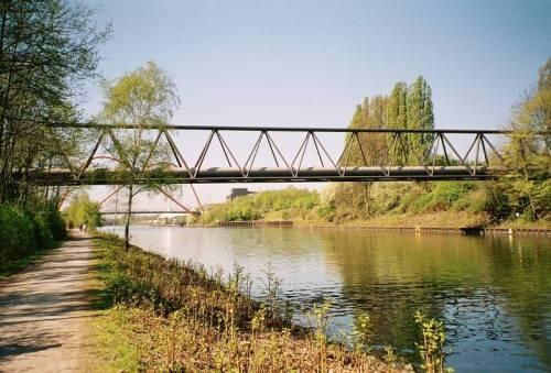 Kanal Grenze GE-HER