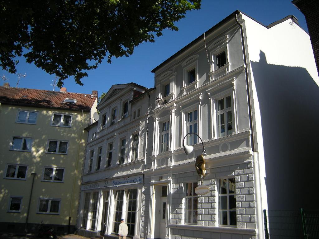 Hausfassade Gildenstraße