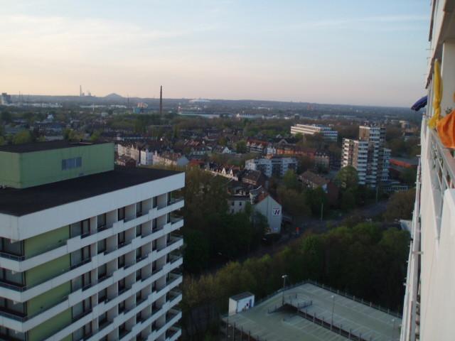 Blick über die Innenstadt