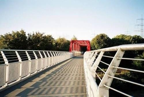 Gegenrichtung / Pfeilerbrücke Ückendorf/Wanne-Eickel